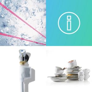Spültechnologie und Sensorik